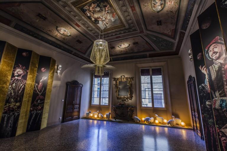 Sala dei Paraventi